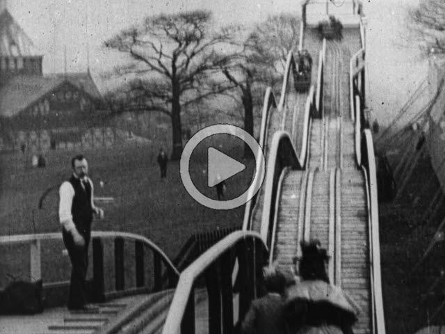 Switchback railway 1890